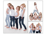 Fotoshoot kinderfees